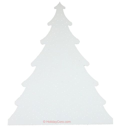 "Coro Mini Tree - The CoroTree (28"" x 24"") for Mini Lights"