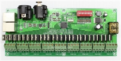 27 Channel DMX Controller for RGB Lights - 25 Amps