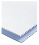Virgin White Coro 4mm 4'x8' (ships as 2'x4')