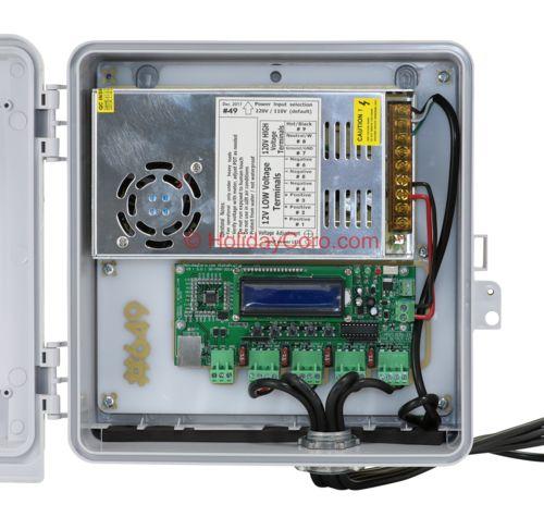 4 Output Alphapix E1 31 Controller 350 Watts Of Power