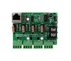 AlphaPix (tm) Flex Controller 4 Port End-Point Differential Long Range Receiver / Rev 1.5 (Requires AlphaPix Flex Long Range Expansion Board)