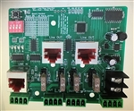 COMING NOV 2019:  Flex Expansion Board System - 4 Port End-Point Differential SMART Long Range Receiver / Rev 1.0 (Requires Flex Long Range Expansion Board & HinksPix PRO CPU)