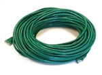 100ft CAT5 Cable - Green