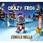 Jingle Bells by Crazy Frog (12w x 50h Pixel Sequence)