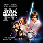 Star Wars Theme Song by John Williams (12w x 50h Pixel Sequence)