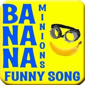 Minions Banana Song (Singing Christmas Trees)