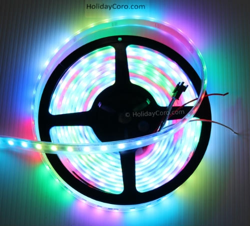 Clearance smart pixel led rgb strip 60 ledsm 20 pixelsm clearance smart pixel led rgb strip 60 ledsm 20 pixelsm waterproof tube 16ft 6in5 aloadofball Image collections