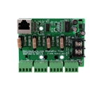 PRE-SALE:  AlphaPix (tm) Flex Controller 4 Port End-Point Differential Long Range Receiver (Requires AlphaPix Flex Long Range Expansion Board)  (Ships Jan to June 2021)