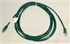 10ft CAT5 Cable - Green